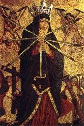Obraz Matki Bożej Bolesnej – Staniątki.
