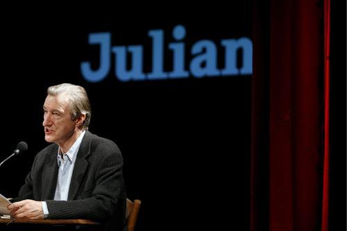 Julian Barnes laureatem nagrody Bookera