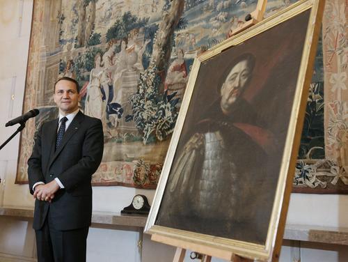 Portret Jana III Sobieskiego trafi do Muzeum Narodowego w Warszawie