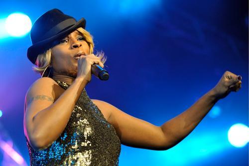 Gwiazda hip-hopu i soul Mary J. Blige wydaje kolejny album