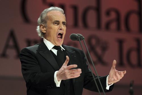 Występ hiszpańskiego tenora Jose Carrerasa w piątek w Warszawie