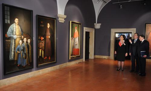 Nowa ekspozycja Kolekcji Lanckorońskich otwarta
