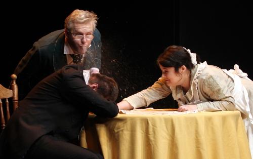 Premiera spektaklu z udziałemniepełnosprawnych w Teatrze Kamienica