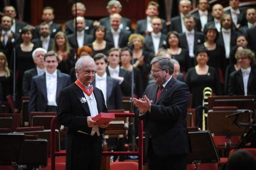 Koncert w 110. rocznicę Filharmonii Narodowej