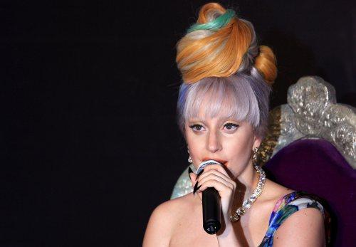 Lady Gaga triumfuje na rozdaniu nagród MTV w Belfaście