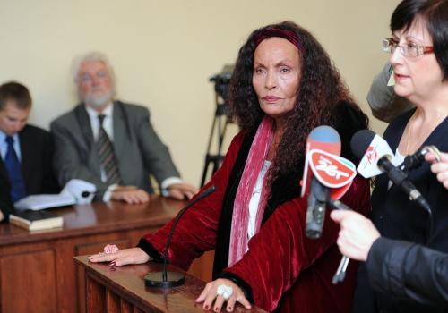 Poznań: włoska piosenkarka zeznawała w procesie dotyczącym utworu Niemena
