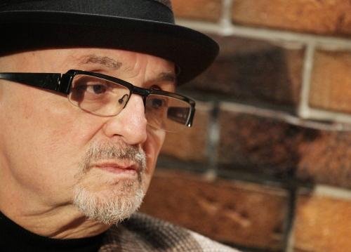 Tomasz Stańko spotkał się z fanami w warszawskiej JazzariumCafe.