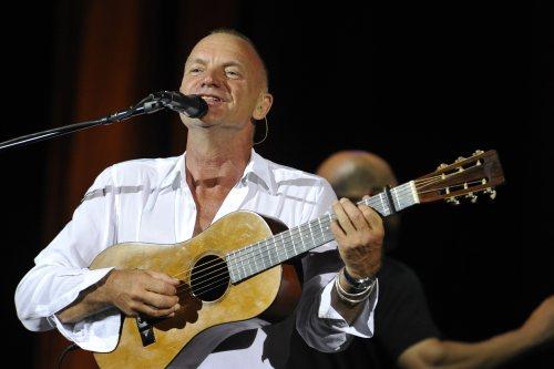 Sting znów zagra w Warszawie