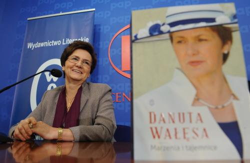 Danuta Wałęsa: Pan Bóg postawił mnie w dobrym miejscu i w dobrym czasie