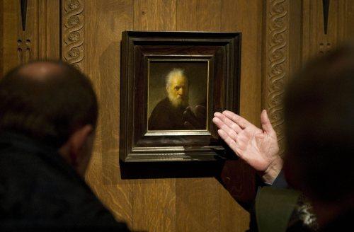 Odkryto zaginiony obraz Rembrandta