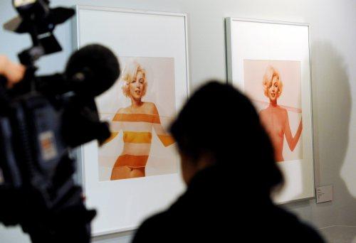 Zdjęcia Marilyn Monroe sprzedane za 352 tys. dolarów
