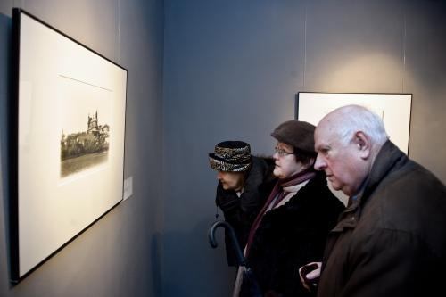 Wystawa widoków Lublina ze szklanych negatywów sprzed 100 lat