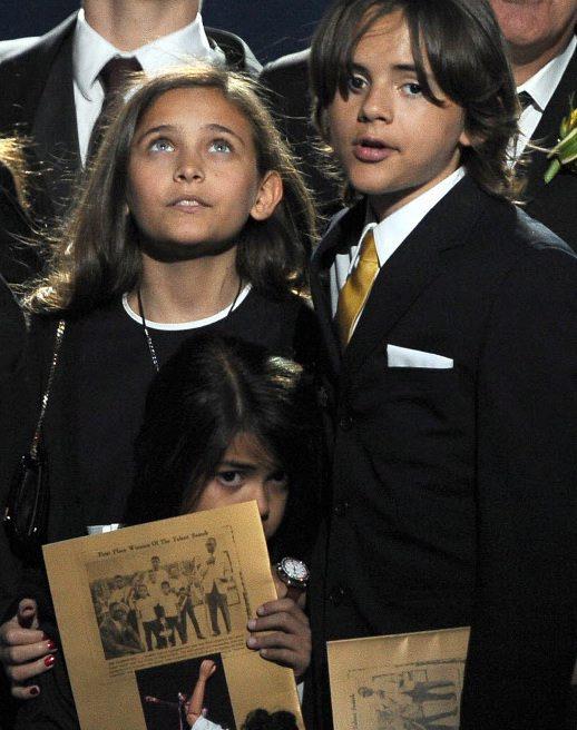 Córka Michaela Jacksona zagraw filmie