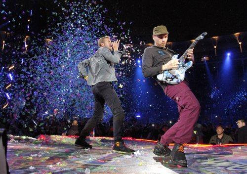 Coldplay zagra we wrześniu naStadionie Narodowym