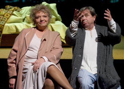 """Premiera """"Udręki życia"""" Hanocha Levina w Teatrze Narodowym"""