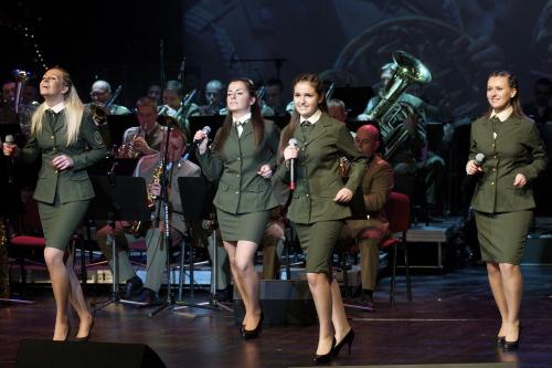 Koncert bożonarodzeniowy dla żołnierzy na misjach poza Polską