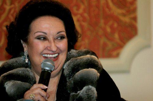 Występ Montserrat Caballe – wczwartek w Warszawie