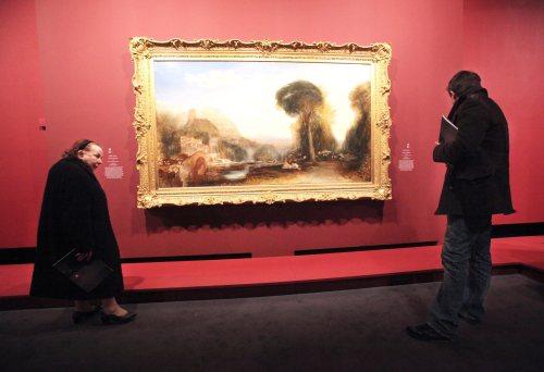 Kraków: już ponad 46 tys. widzów obejrzało wystawę prac Williama Turnera