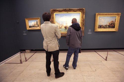 Kraków: wydłużono godziny otwarcia wystawy malarstwa Williama Turnera