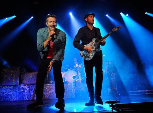 Bilety na Coldplay już w sprzedaży