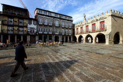 Guimaraes – Europejska Stolica Kultury 2012