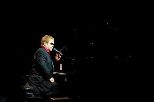Elton John wystąpi w Łodzi i w Gdańsku
