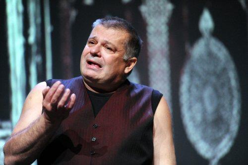 55. urodziny aktora Krzysztofa Globisza