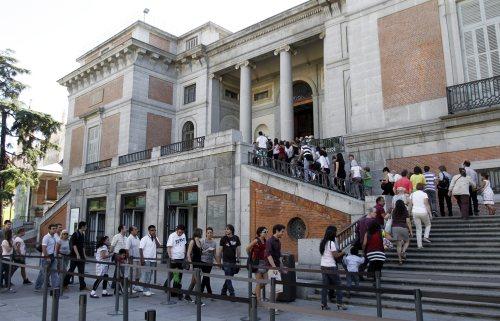Hiszpania: muzeum w Prado czynne 7 dni w tygodniu
