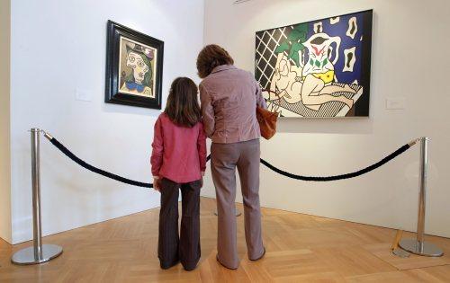 Na aukcję trafi kolekcja sztuki Elizabeth Taylor
