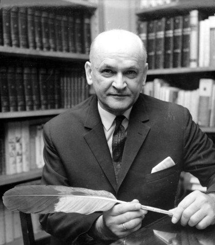 100 lat temu urodził się Alfred Szklarski
