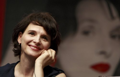 Aktorka Juliette Binoche przyjedzie w lutym do Polski