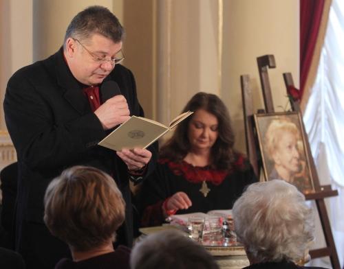 Krakowski Salon Poezji z wierszami Wisławy Szymborskiej