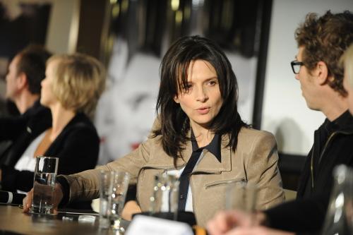 """Binoche w Warszawie o """"Sponsoringu"""": pytamy, czym jest miłość"""