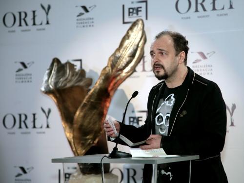 Holland, Smarzowski i Komasa będą walczyć o filmowe Orły 2012