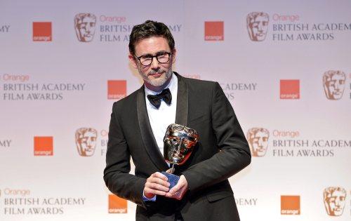 """""""Artysta"""" uznany za najlepszyfilm przez brytyjską akademięfilmową"""