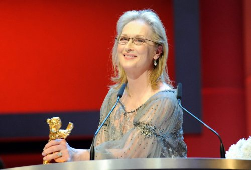 Meryl Streep uhonorowana na Berlinale za dorobek życia