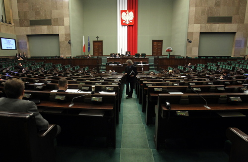 Sejm uczcił 200. rocznicę urodzin Zygmunta Krasińskiego