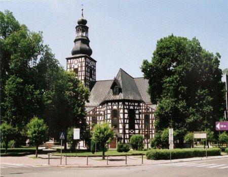 Sanktuarium w Trzebnicy.