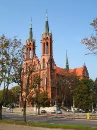 Warszawska Praga. Katedra św.Floriana