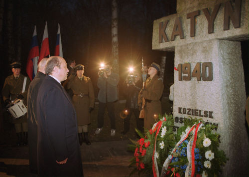 Muzeum Katyńskie zamknięte