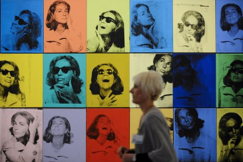 Francja/ Portrety ikon popkultury na paryskiej wystawie Andy