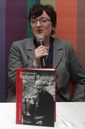 Ukazała się monografia o kardynale Wyszyńskim
