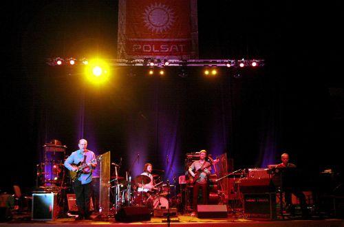 Gwiazdy światowej muzyki na Blues Rock Jazz Warsaw Festiwal