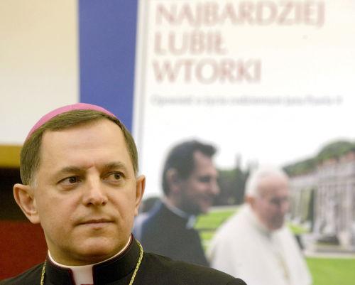 Ks. Oder: Jan Paweł II już jest w gronie świętych