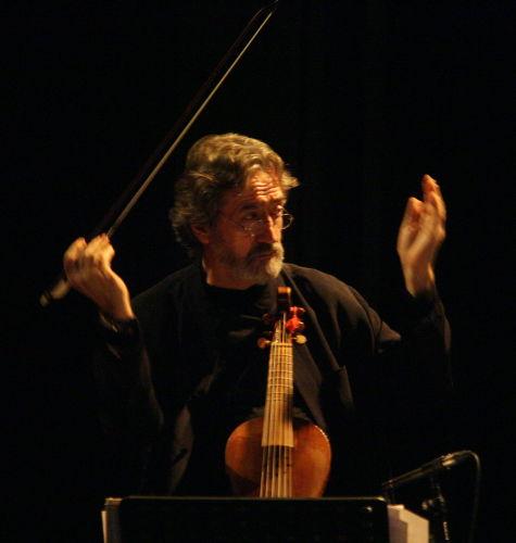 Koncert Jerusalem Jordiego Savalla na VI Festiwalu MisteriaPaschalia