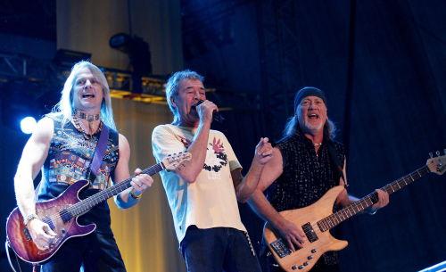 Deep Purple zagrali we Wrocławiu