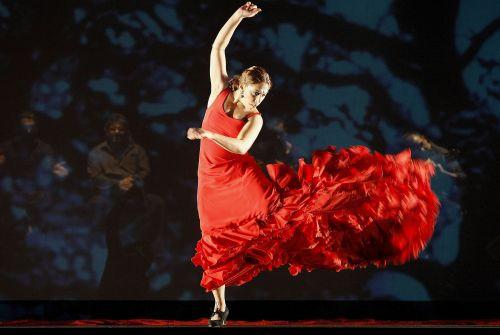 Flamenco na rozpoczęcie VI Poznańskiej Wiosny Baletowej