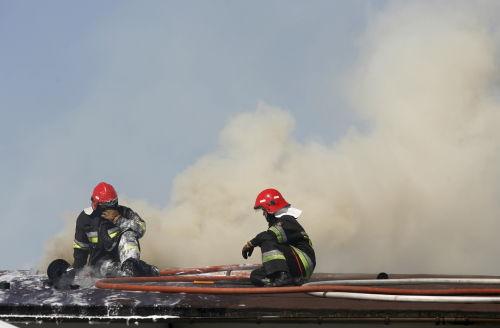 400 tys. zł strat po pożarze muzeum we Wrześni