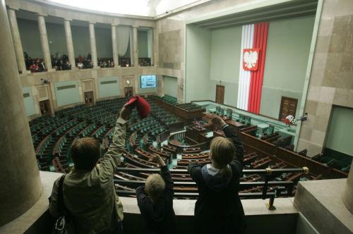 Noc Muzeów w Warszawie – po raz pierwszy otwarto Sejm i IPN