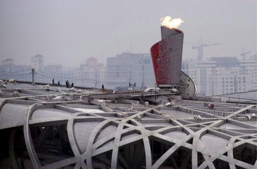 """Chiny/ """"Turandot"""" na stadionie olimpijskim w Pekinie"""